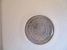 Tunisie: 50 Centimes 1916 - Tunisie