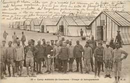 33* LE COURNEAU  Camp – Baraquements     MA92,1006 - France