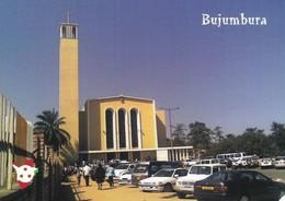 CPM - Capitales Du Monde - Burandi  Bujumbura - Burundi