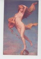 """NUS - FEMMES - TABLEAUX - SALON DE PARIS - """"La Fortune """" - Par G. SAINT PIERRE - Edit. LAPINA - Tableaux"""