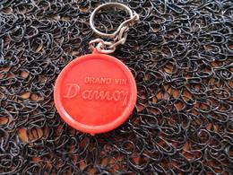 Porte Clefs Grand Vin DAmoy   (BOX 4-3) - Porte-clefs