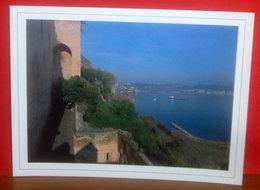 CAMPI FLEGREI Dal Castello Di Baia - Foto Libero De Cunzo CARTOLINA Non Viaggiata - Italia