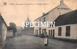2335 Restaurant Leblond-Wève à L'Abbaye D'Aulne - Gozée - Thuin