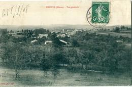 55 - Heippes : Vue Générale - Otros Municipios