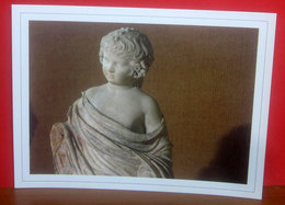Statua Ottavia CAMPI FLEGREI - Foto Libero De Cunzo CARTOLINA Non Viaggiata - Sculture