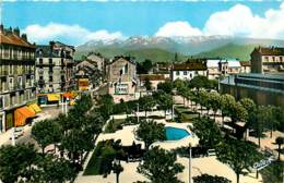 38* GRENOBLE Square Des Fusilles  (CPSM Petit Format)   MA92,1296 - Grenoble