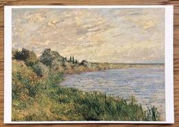 Claude Monet, Au Bord De La Seine - Schilderijen