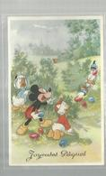 "-* MICKEY  MOUSE *--""""JOYEUSES  PÂQUES """" - Disneyworld"