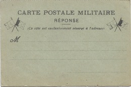 Carte Franchise Militaire    P2     Voir Scan - Postmark Collection (Covers)
