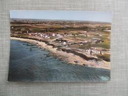CPA 44 LA PLAINE SUR MER LE MOUTON  VUE AERIENNE - La-Plaine-sur-Mer