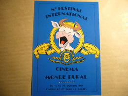1 Carte Postale Festival 1987 AURILLAC - Sonstige