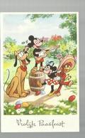 "-* MICKEY  MOUSE *--""""VROLIJK  PAASFEEST """" - Disneyworld"