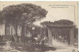 CPA ___ 83 Camp De Saint Raphael --- Hôpital Annamite N°57 - Saint-Raphaël