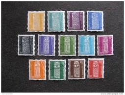 Nouvelle-Calédonie: TB Série Timbres De Service N° 1 Au N°13 , Neufs XX . - Dienstpost