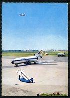 CV2784 AVIAZIONE Aeroporto Forlanini Milano, Aereo Lufthansa, FG, Viaggiata 1971 Da Milano Per Gazzola (PC), Francobollo - Aerodromi