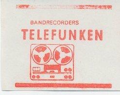 Meter Cut Netherlands 1970 Tape Recorder - Telefunken - AEG - Musik