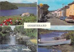 Ireland Irlande  > (Galway) OUGHTERARD Multi Vues (auto Voiture Pub SHELL Compagnie Pétrolière Pétrole) *PRIX FIXE - Galway