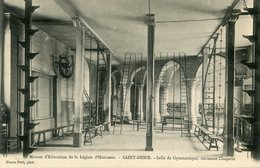 GYMNASTIQUE(SAINT DENIS) - Gimnasia