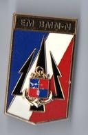 Etat Major Brigade Multinationale Nord - Opération Trident - 9° Division D'Infanterie De Marine - Badges & Ribbons