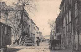SAINT LAURENT DE LA SALANQUE - Rue Arago - France