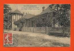 33 Arcachon Moulleau 1915 Villa St Jean En Forêt Près La Plage NON VUE Sur Site Sans éditeur N°11073 Dos Scanné - Arcachon