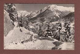 Graubünden - DAVOS - Höhenpromenade - GR Grisons