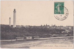 62. LE TOUQUET-PARIS-PLAGE. Phares Et Panoramas. 1 - Le Touquet