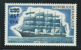 REUNION CFA: **, N° YT 415, TB - Reunion Island (1852-1975)