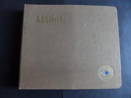 Assimil Allemand (10 Disques 45 Tours L.D.), Deutsch Ohne Mühe - Made In France Et Le Livre L'allemand Sans Peine  11/57 - Vinyl-Schallplatten