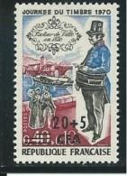 REUNION CFA: **, N° YT 390, TB - Unused Stamps