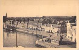 14 - PORT En BESSIN : Quai Felix Faure - Vue Prise Du Préventorium - CPA - Calvados - Port-en-Bessin-Huppain