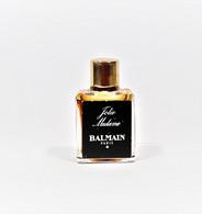Miniatures De Parfum  JOLIE MADAME  De PIERRE BALMAIN  Hauteur   3  Cm - Miniaturen Flesjes Dame (zonder Doos)