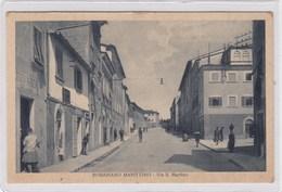 ROSIGNANO MARITTIMO-LIVORNO-VIA SAN MARTINO-CARTOLINA NON VIAGGIATA ANNO 1925-1930 - Livorno