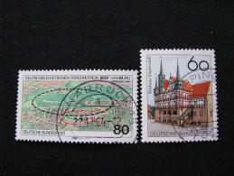 BRD  1221 - 1222   O - [7] République Fédérale