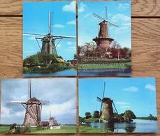 Nederland, Molen Mühle Mill Moulin Molino Mulino, Unused - Windmolens