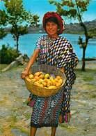 Guatemala - Indigena De Santiago Atitlan - Native Woman - Semi Moderne Grand Format - Femmes - Femme - Bon état Général - Guatemala