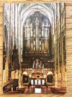 Nederland, Kathedrale Basiliek St. Jan, Orgel, Unused - Kerken En Kathedralen