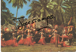 Polynésie Française Danseuses Vahiné - Polinesia Francese