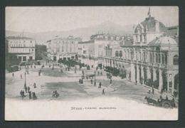 CPA  06  ALPES-MARITIMES  -  NICE  Casino Municipal - Monuments, édifices