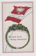 Wesolych Swiat - Bozego Narodzeni. - Polonia
