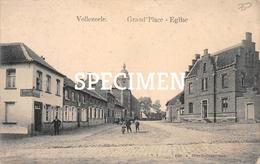 Grand'Place - Eglise Vollezeele - Galmaarden