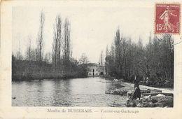La Bussière - Moulin De Busserais - Vienne-sur-Gartempe - France