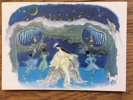 Fairy Tale Märchen Sprookjes 'Ein Wintermärchen' Ernst Kreidolf, Used - Vertellingen, Fabels & Legenden