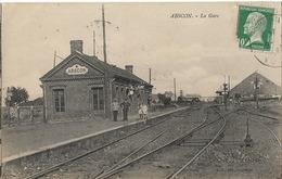 59 ABSCON LA GARE - France