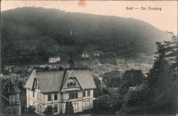 !  Alte Ansichtskarte Suhl, Domberg, 1911 - Suhl