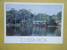 COSTA RICA. Limòn. Le Canal De Tortuguero. - Costa Rica