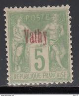 1893  Yvert Nº 2  (*) - Vathy (1893-1914)