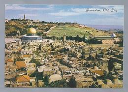 IL.- JERUSALEM, OLD CITY. - Israël