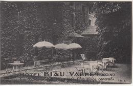 HOTEL BIAU - VABRE (Tarn) - Vabre