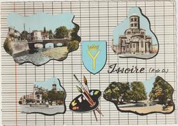 Puy  De  Dôme :  ISSOIRE  : Vues  1965 - Issoire